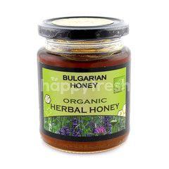 Bulgarian Honey Organic Herbal Honey