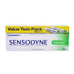 Sensodyne Fresh Mint Toothpaste (2 Pieces)