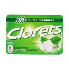 Clorets Sugar Free Cool Mint Gum