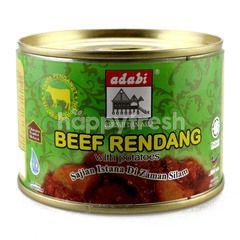 Adabi Beef Rendang