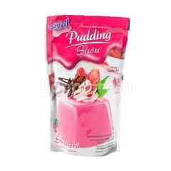 Nutrijell Powdered Millk Pudding Strawberry