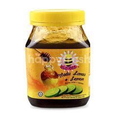 Bio-Bee Honey Lime + Lemon