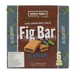 Nature's Bakery Stone Ground Whole Wheat Fig Bar Blueberry