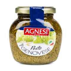 Agnesi Pesto Alla Genovese Sauce