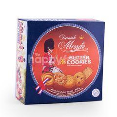 Monde Butter Cookies