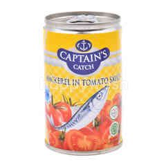 Captain's Catch Mackerel In Tomato Sauce