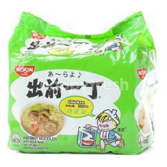 Nissin Chicken Flavour Instant Noodles