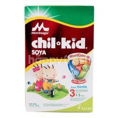 Morinaga Chil Kid Soya 3 Rasa Vanila