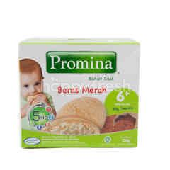 Promina Rusk Biscuit Red Rice