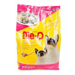 Me-o Adult Cat Food Gourmet Flavour