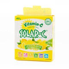 2080 Eundan Solar-C Tablet(Lemon)