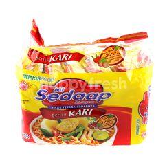 Mie Sedaap Mi Sedap Curry Flavour Instant Noodle