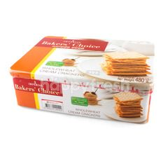 Imperial Wholewheat Cream Crackers