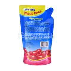 CARRIE JUNIOR Cheeky Cherry Baby Bath Refill Pack