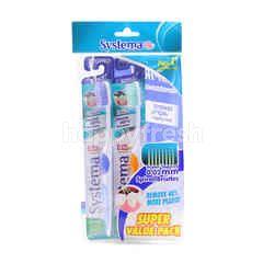 Systema Spiral Bristless Toothbrush