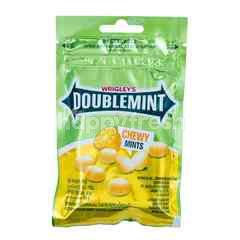 Wrigley's Doublemint Chewy Mints Lemon Candy