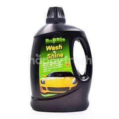 Bubble Wash & Shine