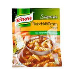 Knorr Suppenliebe Fleischkloesschen Suppe
