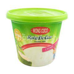 Wong Coco Nata De Coco Coconut Fibre