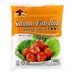 Mushroom Salmon Fish Ball