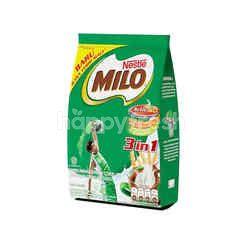 Milo Actigen-E Susu Cokelat 3-in-1