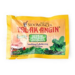 Tolakangin Herbal Peppermint Candy