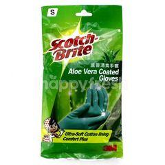 Scotch-Brite Aloe Vera Coated Gloves S