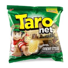 Taro Net Grilled Beef Snacks
