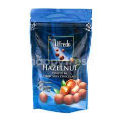 Alfredo Hazelnut Coated in Milk Chocolate