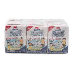 Thai Denmark Kid D UHT Milk Product Unsweetened Flavoured