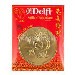 Delfi Gong Xi Fa Chai Milk Chocolate