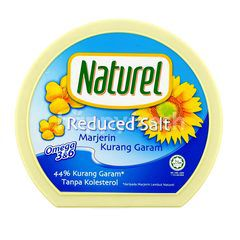 Naturel Reduced Salt Spread