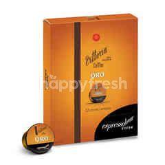 Vittoria Coffee Oro Capsule Coffee