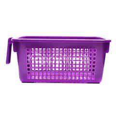 CG Lifestyle Collection Rectangular Basket - Plastic