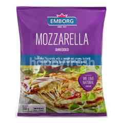 Emborg Shredded Mozzarella Cheese