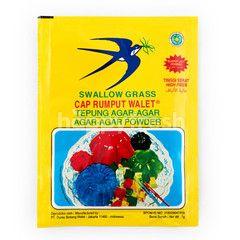 Swallow Globe Brand Bubuk Agar-Agar Plain