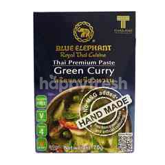 Blue Elephant Green Curry Paste