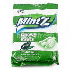 MintZ Doublemint Chewy Candies