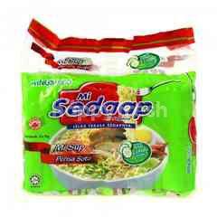 Mie Sedaap Soto Flavour Soup Instant Noodles (5 Packs)