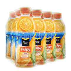 Minute Maid Pulpy Orange 12 Pack