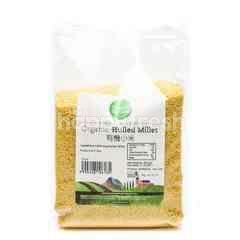 SIMPLY NATURAL Organic Hulled Millet