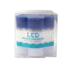 Led Lilin yang Berubah Warna