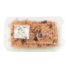 Sekihan Nasi Merah dan Kacang Merah