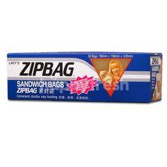 Lacy's Zipbag Sandwich Bags Zipbag