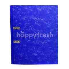 Tesco 3 Inches Arch File (Blue)