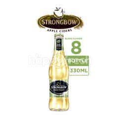 Strongbow Apple Ciders Elderflower 8 Bottles