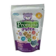Promina Puffs Blueberry Rice Snack (8-24 Months)