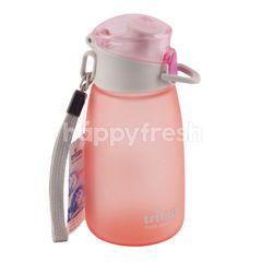 Tritan Water Bottle Pink 400 ml