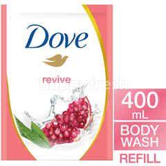 Dove Go Fresh Revive Pomegranate & Lemon Verbena Body Wash Refill