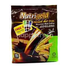 Nutrigold Chocolate Malt Drink